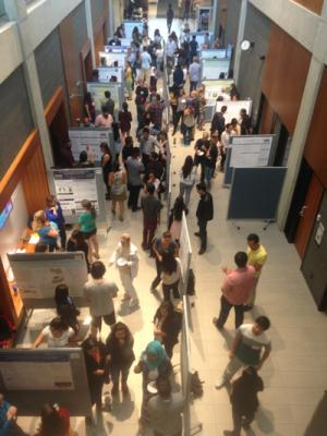Poster Exhibition at Smarti Gras